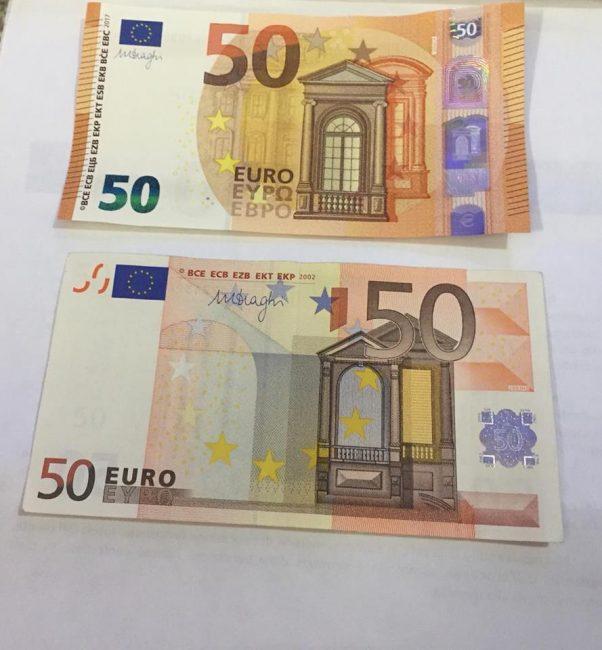 0b346d8df8 50 euro a prova di falsari, presentata ad Ancona la nuova banconota |  Cronache Ancona