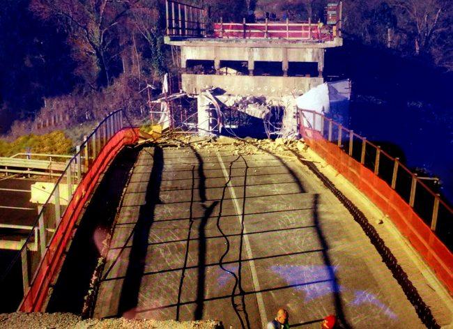 Crollo ponte, fra indagati Autostrade