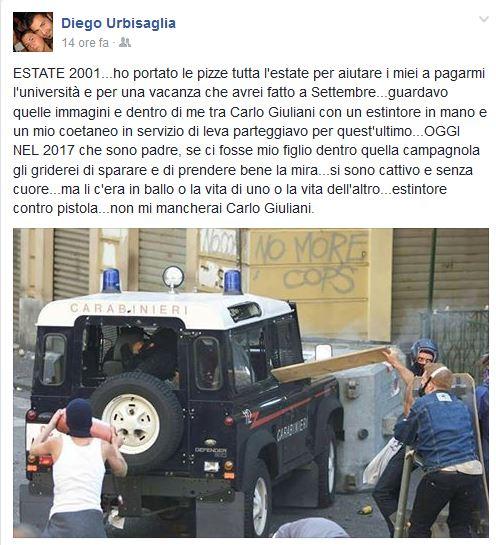 Espulso consigliere comunale Pd Diego Urbisaglia