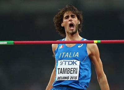 Tamberi accetta l'invito di Siena Sabato farà canestro contro Pistoia