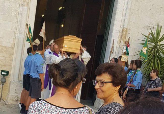 don flavio ricci funerale osimo
