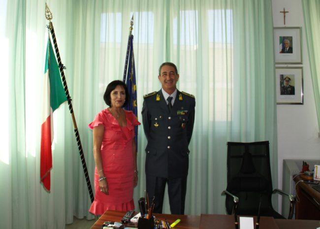 Rossella rotondo agenzia entrate generale Gianfranco Carozza guardia di finanza