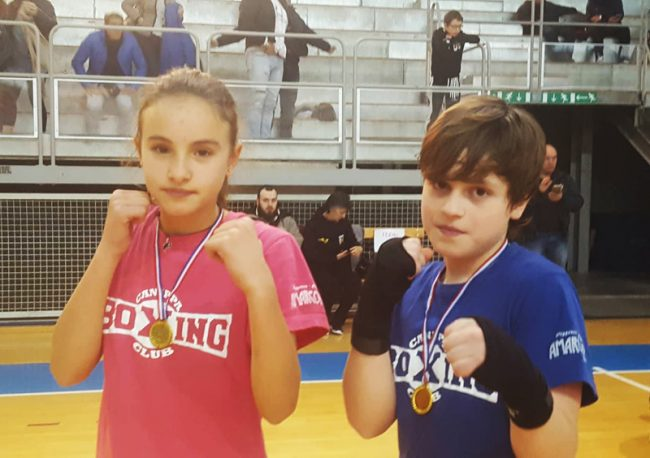 Sara Palombini e Lorenzo Zaccari d loreto