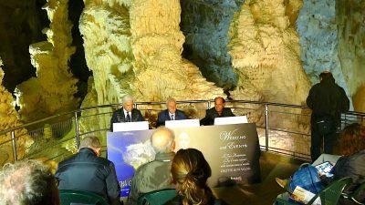 Riccardo Strano, Giuseppe Medardoni e Pier Luigi Santarelli