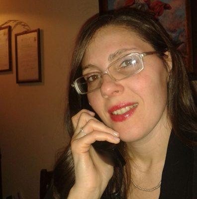 Isabella Bartolini, presidentessa dell'associazione commercianti di Fabriano