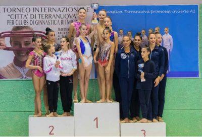 sul podio dello scorso torneo Terranuova Bracciolini