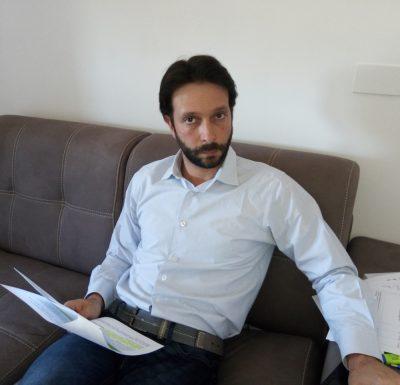 Il candidato segretario cittadino Francesco Ducoli