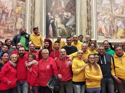 Il consiglio dell'Ente Palio San Giovanni Battista