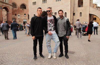 vI tre gestori del club AERA