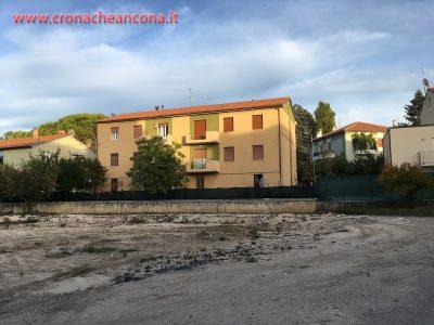 L'area della scuola materna Don Petruio