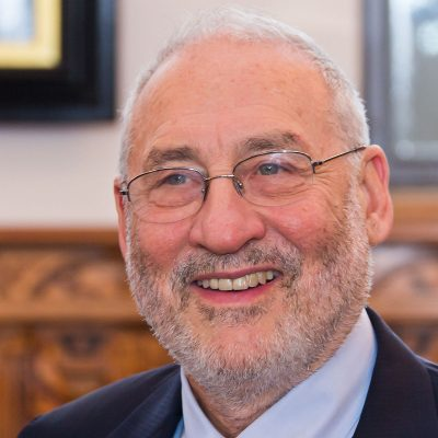 Il prof. Joseph Stiglitz foto wikipedia