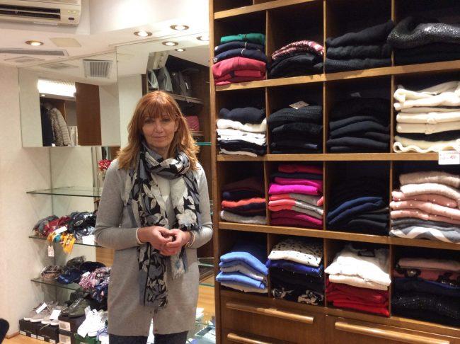 7765e3aace0e12 Chiude Buscarini l ultima boutique uomo-donna   Cronache Ancona