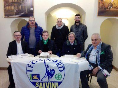 La Lega Nord e FdI oggi in conferenza stampa