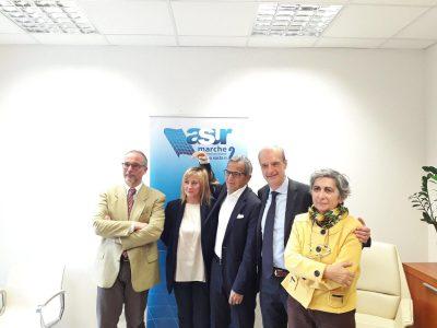 un momento della conferenza stampa di oggi, foto @saveriospadavecchia
