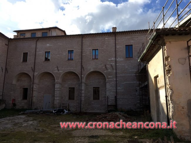 ll cantiere del Museo Guelfo
