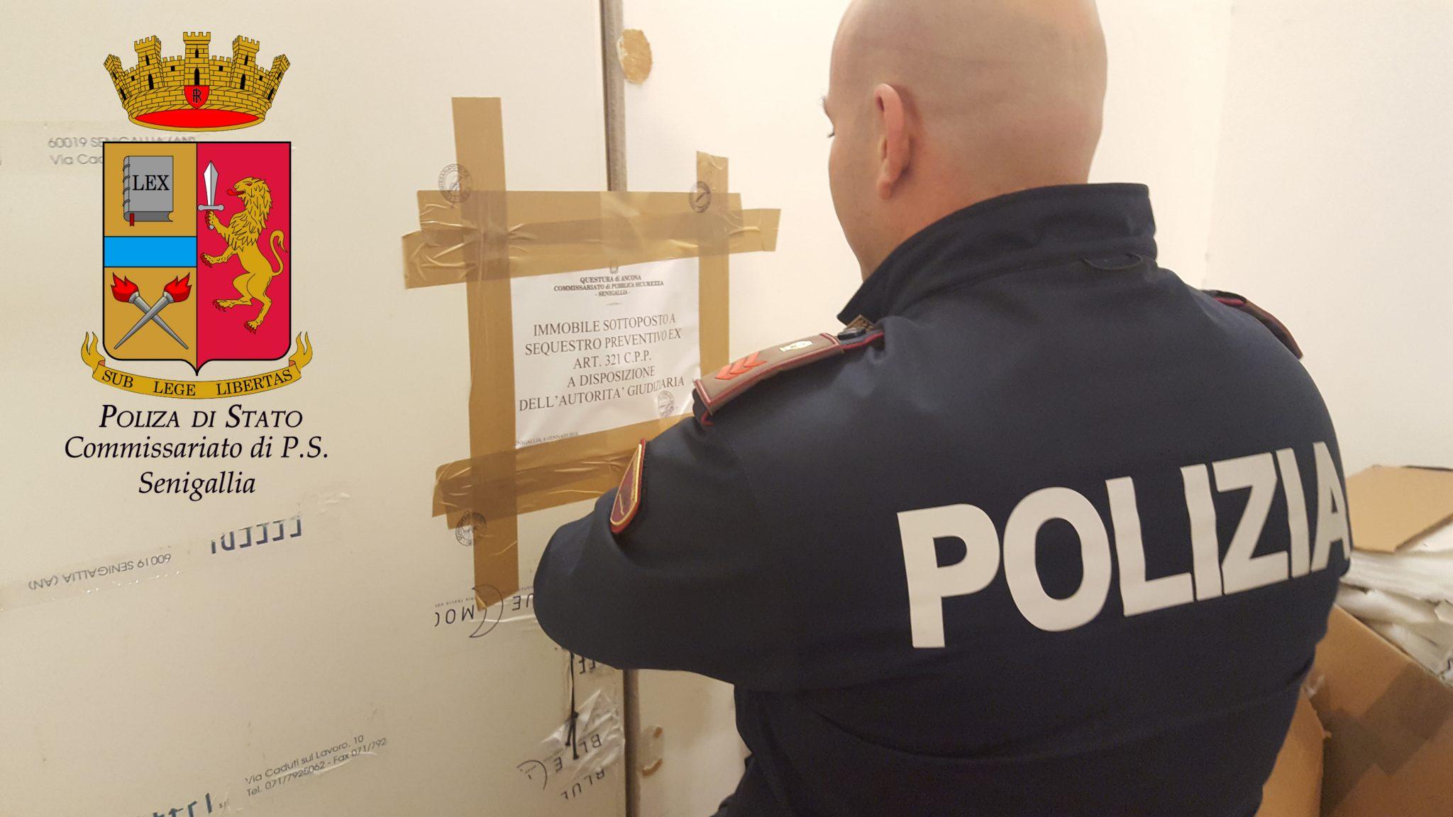 Ufficio Lavoro Senigallia : Sicurezza sul lavoro laboratorio tessile sequestrato e titolare