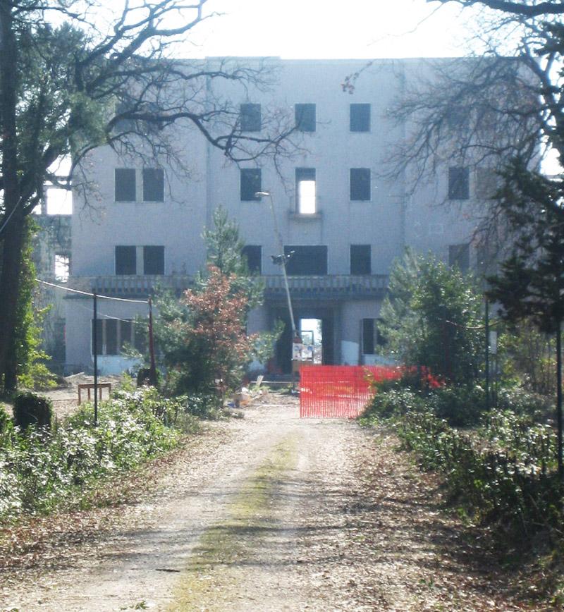 Lu0027ex Ospedale Muzio Gallo Di Osimo, Oggi Un Ospedale Fantasma