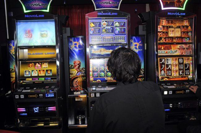 Dipendenza da slot machine