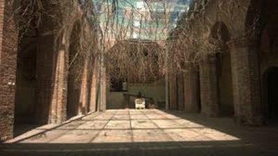 Il Chiostro Minore del Museo della Carta e della Filigrana