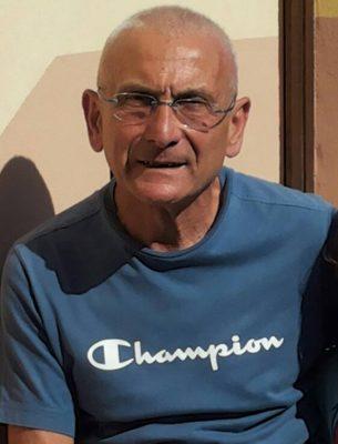 Giancarlo Camilli Meletani, pres. asd. Club Scherma Fabriano