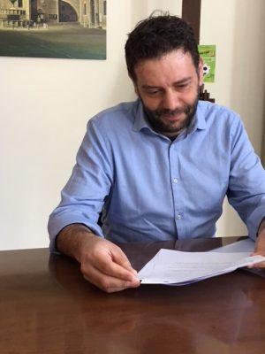 Giampaolo Gherardi, coordinatore dei progetti della cooperativa Coos Marche