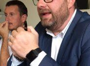 Maurizio Romagnoli, presidente Cna Fabriano