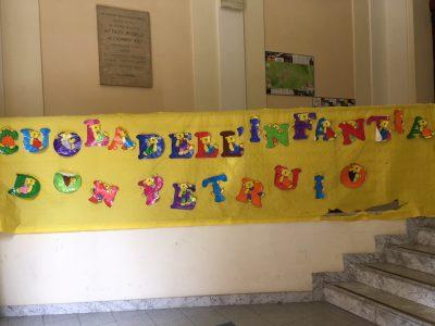 la scuola elementare Don Petruio