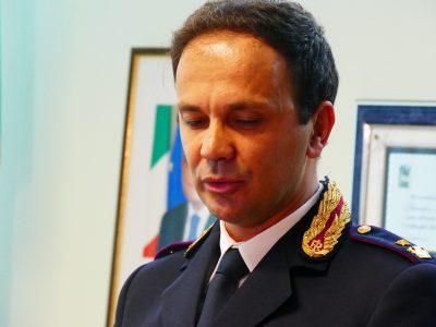 Il Commissario Capo Sandro Tommasi