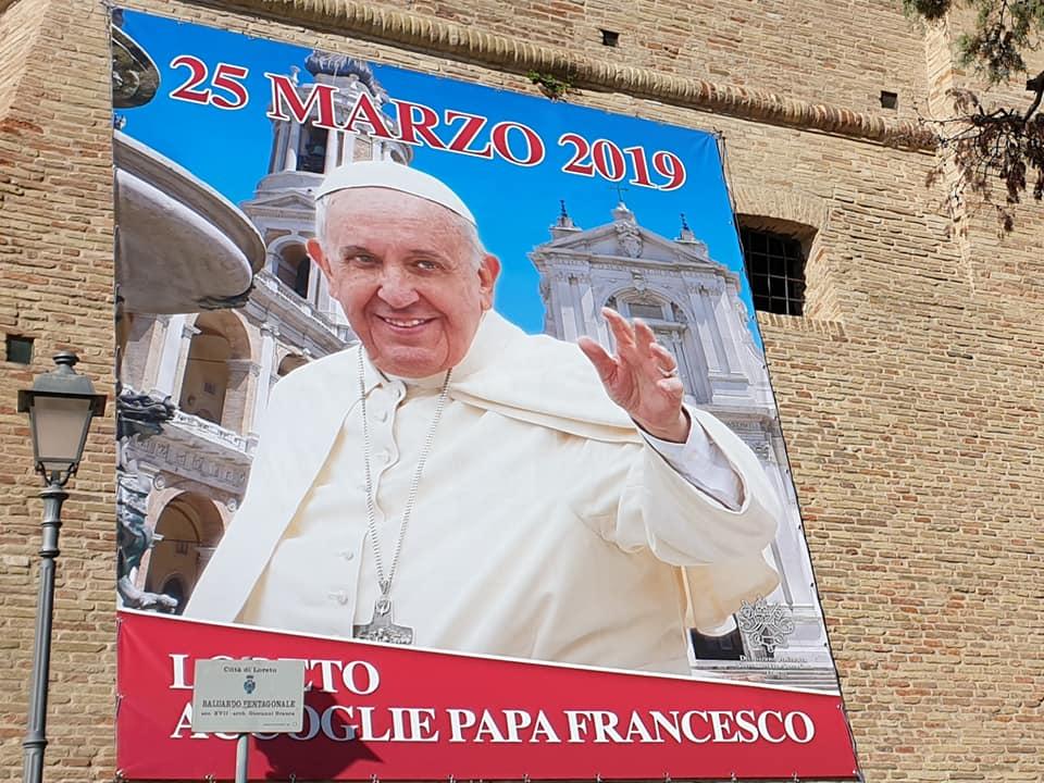 Papa: oltre 800 giovani Unitalsi lo accoglieranno a Loreto - Marche