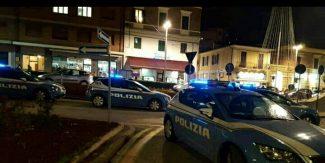 polizia piazzale camerino
